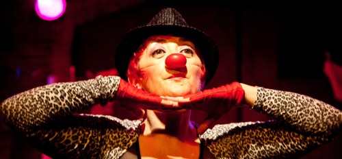 The Physical Clown: the Universal Humour