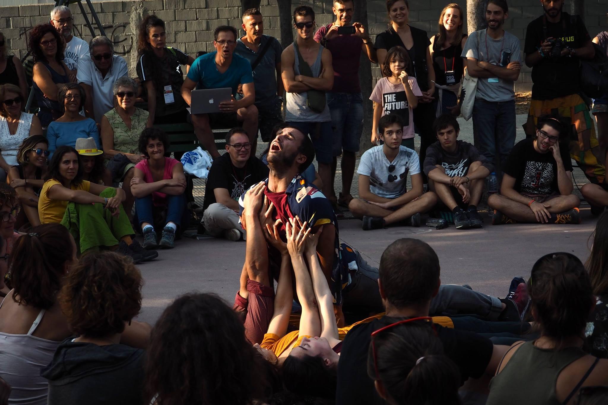 Cia Moveo Conseqüències Fira Tarrega 2017