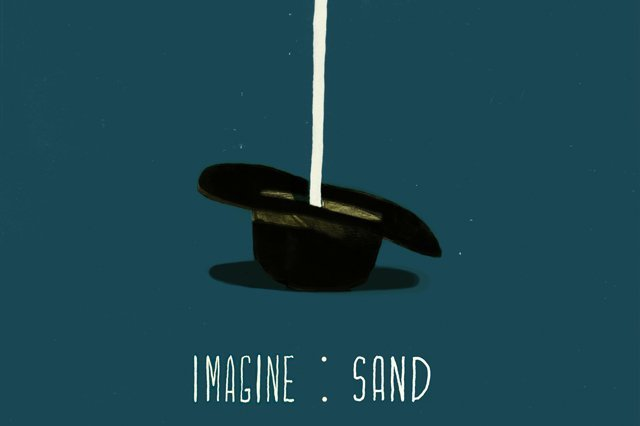 JUNIO 2013 - IMAGINE: SAND